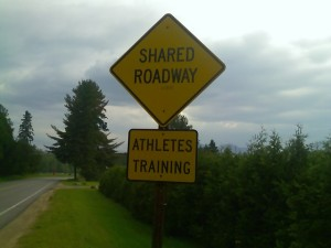 Road signs in IMLP