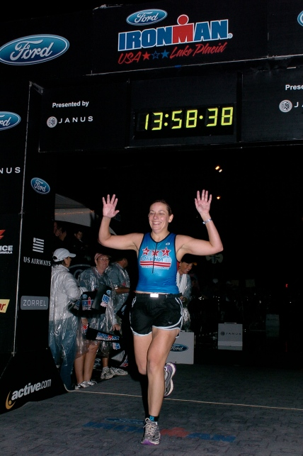 My finish at IMLP
