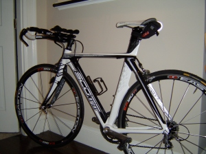 My new tri bike!