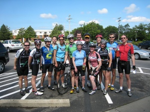 ptown group ride