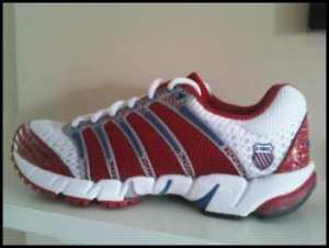 My new K Swiss Sneaks