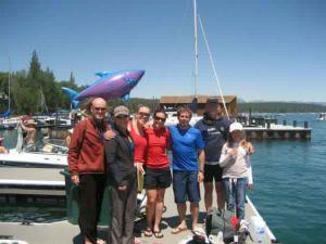 Trans Tahoe Team