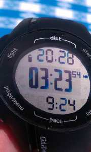 watch with run time